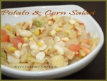 Potato & Corn Salad