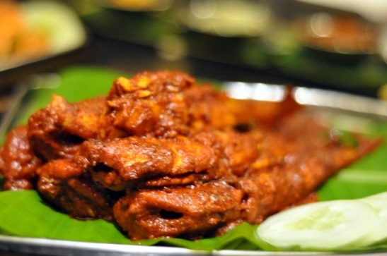 Kane Jeera Meera : Kane is one my favorite coastal fish and this was such beautifully spiced