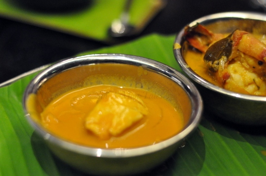 Meen Menthe Kashpu - Good old fish curry from Mangalore and frankly one of the best I have eaten