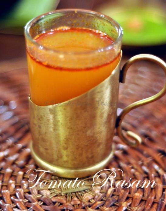 Yummiest tomato rasam in bangalore