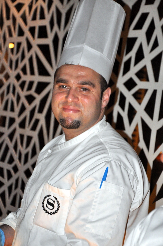 Chef Abdel Wahed