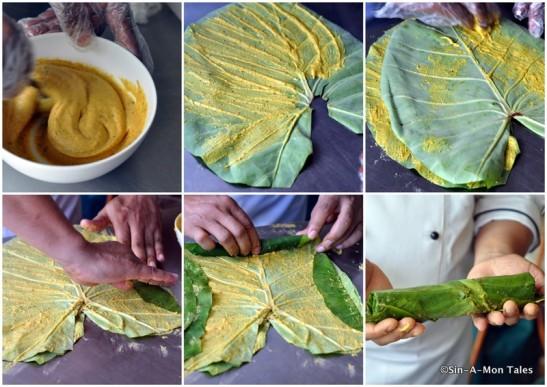 Making of Patradu or Patra