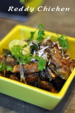 Reddy Chicken - I was looking forward to this and wasn't disappointed. It's a very refined and balanced version of Andhra pepper chicken. Perfect is the word that comes to mind.