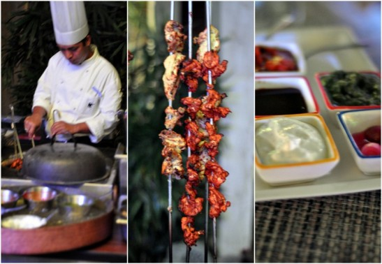 How can there not be tandoor and tikkas :)