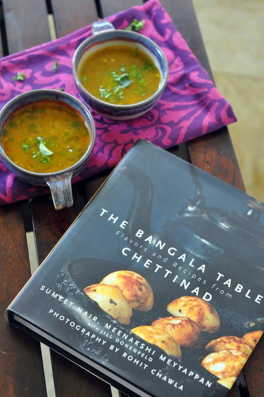 the bangala table