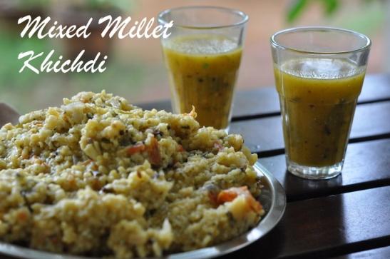 Millet Khichdi