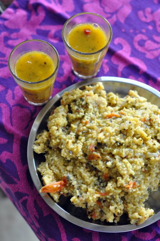 Mixed Millet Khichdi